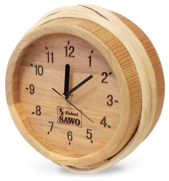 Часы для бани Sawo 530-D кедр