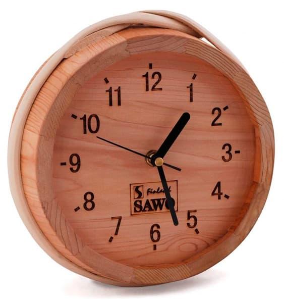 Часы для бани Sawo 531-D кедр