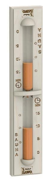 Часы песочные для бани Sawo 551-A осина