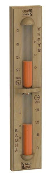 Часы песочные для бани Sawo 551-D кедр