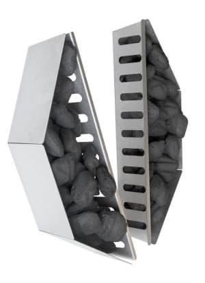 """Комплект лотков-разделителей угля для """"косвенного"""" гриллинга Napoleon"""