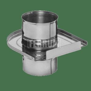 Шибер-задвижка Ferrum, (430/0,8 мм.)