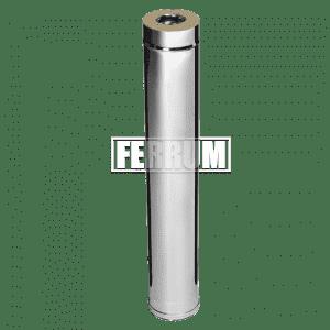 Сэндвич 1 м Ferrum, нерж., 0,8 мм