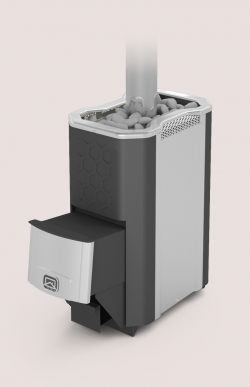 Банная печь «Сахара-16 ЛК Профи (2.0)»