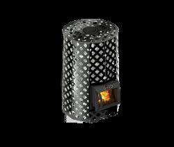 Банная печь Grill'D Violet Romb Short (Жадеит 100 кг)
