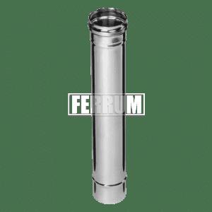 Дымоход Ferrum 0,5 м. (430/0,8 мм.)