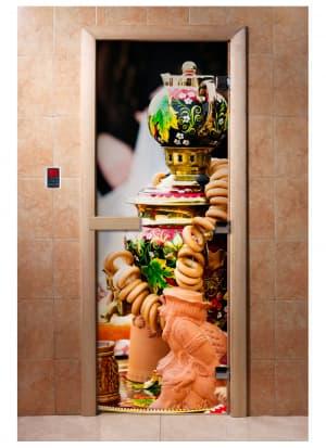 Дверь с фотопечатью A075