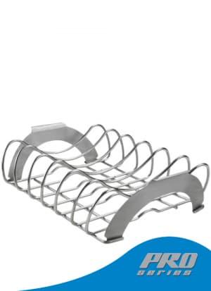 Подставка для запекания ребрышек Napoleon PRO  (нержавеющая сталь)