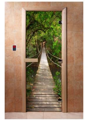 Дверь с фотопечатью A083