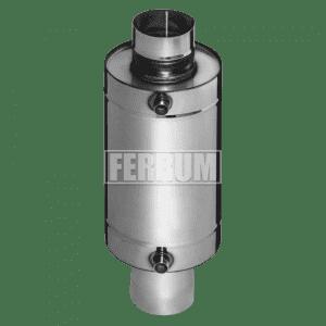 Бак Комфорт с водяным контуром Ferrum