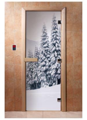 Дверь с фотопечатью A091