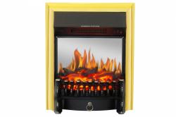 Классический очаг Royal Flame Fobos FX M Brass