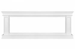 Линейный портал Royal Flame Geneva 60 - Белый