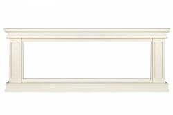 Линейный портал Royal Flame Geneva 60 - Слоновая кость