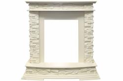Каминный портал Royal Flame Luzern - Слоновая кость