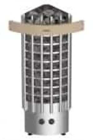 Электрическая печь Harvia Glow Corner TRC90E