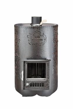 Печь для бани Ферингер Уют-18 ПФ (в кожухе)