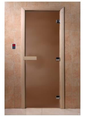 """Дверь """"Бронза матовая"""""""