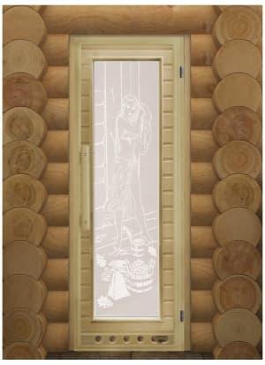 """Дверь """"Элит"""" со стеклом"""