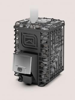 Банная печь «Теплодар Сибирский утес 20 ЛП Профи»