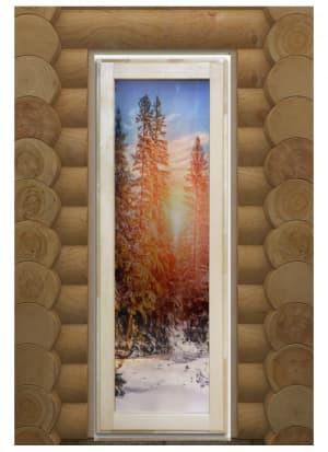 """Дверь """"Классика-3"""" с Фотопечатью"""