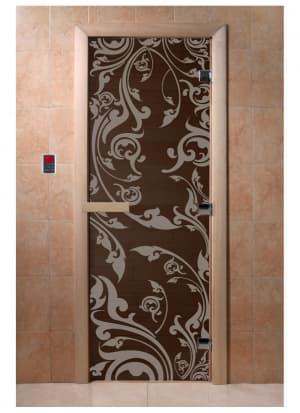 """Дверь """"Венеция черный жемчуг"""""""
